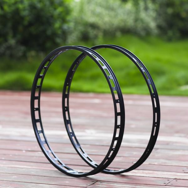 "Front rim 26"" Because"
