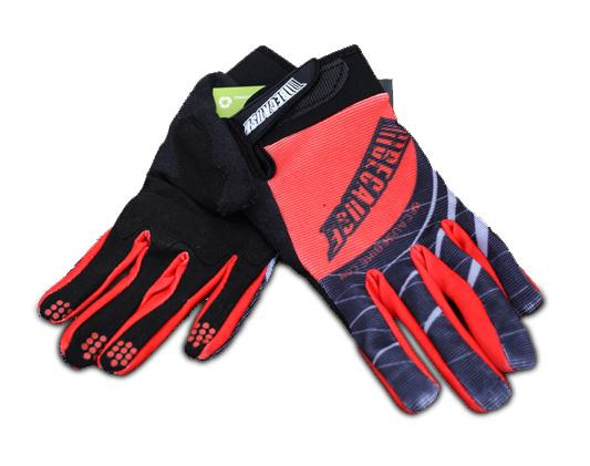 Guantes Because